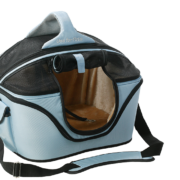 Cozy Pet Carrier powder Blue