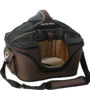 One 4 Pets cozy pet carrier brown2