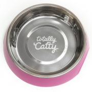Totally Catty Single Diner Purple