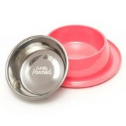 Totally Pooched medium single diner Coral2