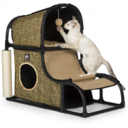 Prevue Cat loft with cat