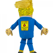 Donald Trump Dog Toy Back2